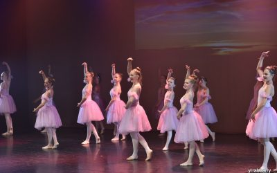 Voorstelling 'Fairy Dolls'