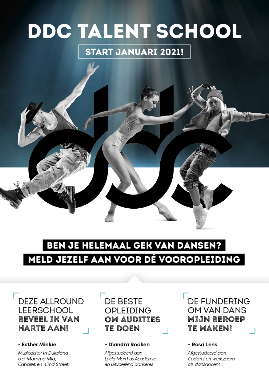 Dansschool IJsselstein - Dolstra Dance Centre Talent School - pagina 1